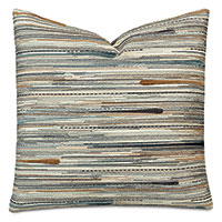 Juliette Decorative Pillow In Ocean