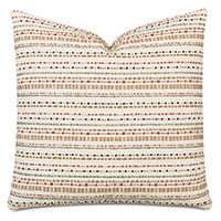 Wilmer Embroidered Decorative Pillow