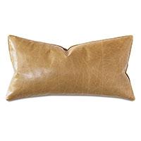 Tudor Decorative Pillow In Gold