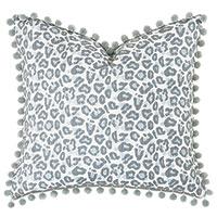 Liesl Ball Trim Decorative Pillow
