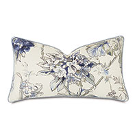 Liesl Floral Decorative Pillow