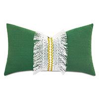 Meyer Boho Fringe Decorative Pillow