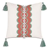 Bingham Tassel Decorative Pillow
