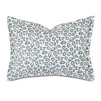 Liesl Leopard Print Standard Sham