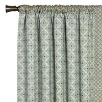 Arlo Ice Curtain Panel Left