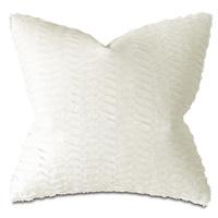 Paris Pleated Decorative Pillow