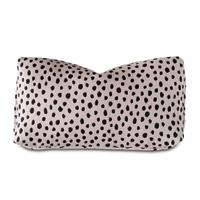 Paris Dotted Decorative Pillow