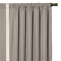 Wicklow Heather Curtain Panel (Right)