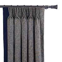 Rosenthal Dusk Curtain Panel Right
