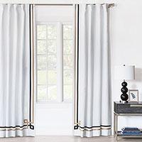 Sloane Curtain Panel Right