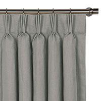 Breeze Slate Curtain Panel