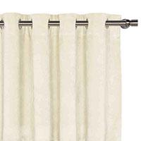 Nellis Ivory Curtain Panel