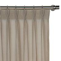 Palapa Mocha Curtain Panel