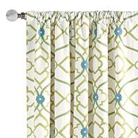 Bradshaw Curtain Panel