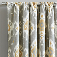 Downey Curtain Panel