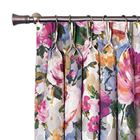 Tresco Bloom Curtain Panel
