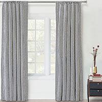 Ziggy Vine Curtain Panel