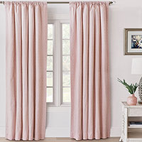 Felicity Dotted Curtain Panel
