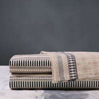 Willow Matelasse Coverlet In Neutral