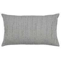 Shiloh Cement Oblong Decorative Pillow