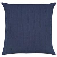Shiloh Indigo Square Decorative Pillow