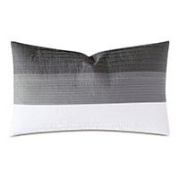 Lyra Pleated Decorative Pillow