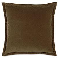 Jackson Mocha Dec Pillow A