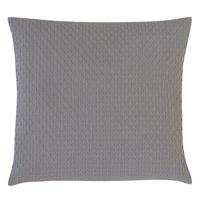 Tegan Matelasse Decorative Pillow In Dove