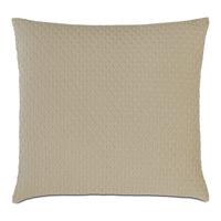 Tegan Matelasse Decorative Pillow In Sand