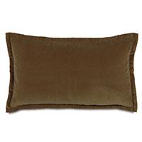 Jackson Mocha Dec Pillow B
