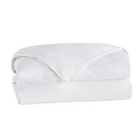 Leonara White Duvet Cover