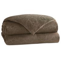 Lunetta Truffle Duvet Cover