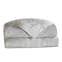 Incanto Silver Duvet Cover