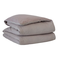 Bryce Heather Duvet Cover