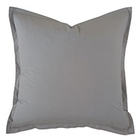 Vail Percale Euro Sham In Heather
