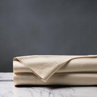 Deluca Almond Flat Sheet