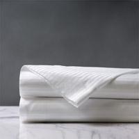 Emilio White Flat Sheet