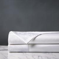 Ornato White Flat Sheet
