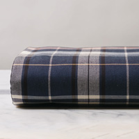 Scout Navy Fitted Sheet