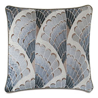 Indochine Art Deco Decorative Pillow
