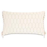 Jolene Scalloped Decorative Pillow