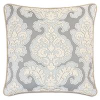 Jolene Damask Decorative Pillow