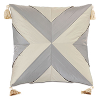 Jolene Pleated Decorative Pillow