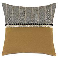 Kimahri Colorblock Decorative Pillow