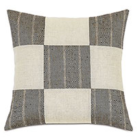 Kimahri Patchwork Decorative Pillow