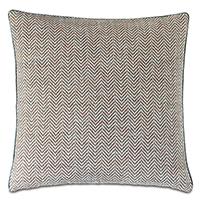 Kilbourn Chevron Decorative Pillow