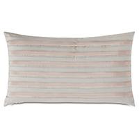 Maddox Double Pleat Decorative Pillow