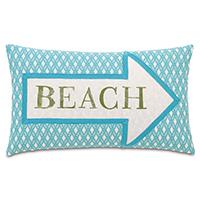 Beach Block-Printed