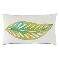 Namale Handpainted Decorative Pillow