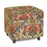 Douglas Camel Storage Boxed Ottoman